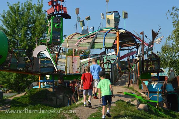 Frugal Summer: Free Parks