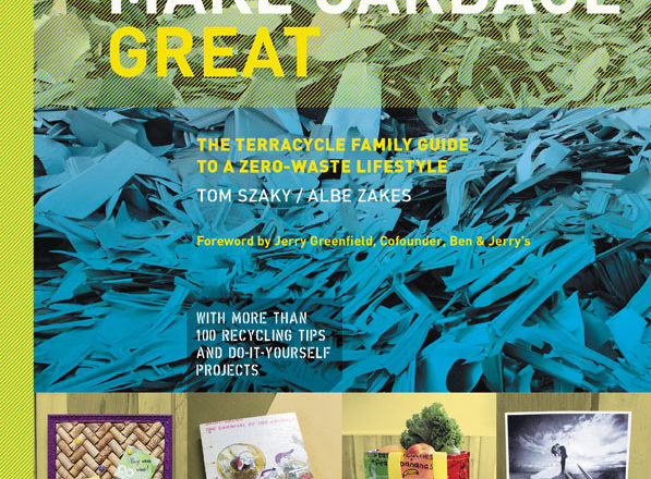 Review: Make Garbage Great By Tom Szaky and Albe Zakes