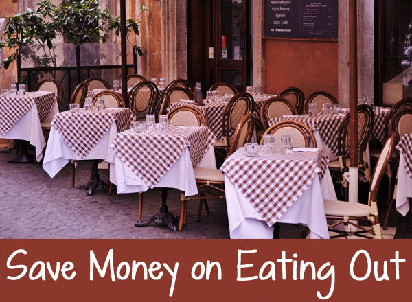 Save Money on Eating Out