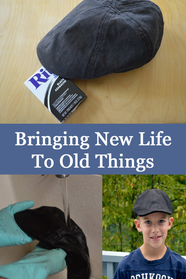 Bringing New Life To Old Things