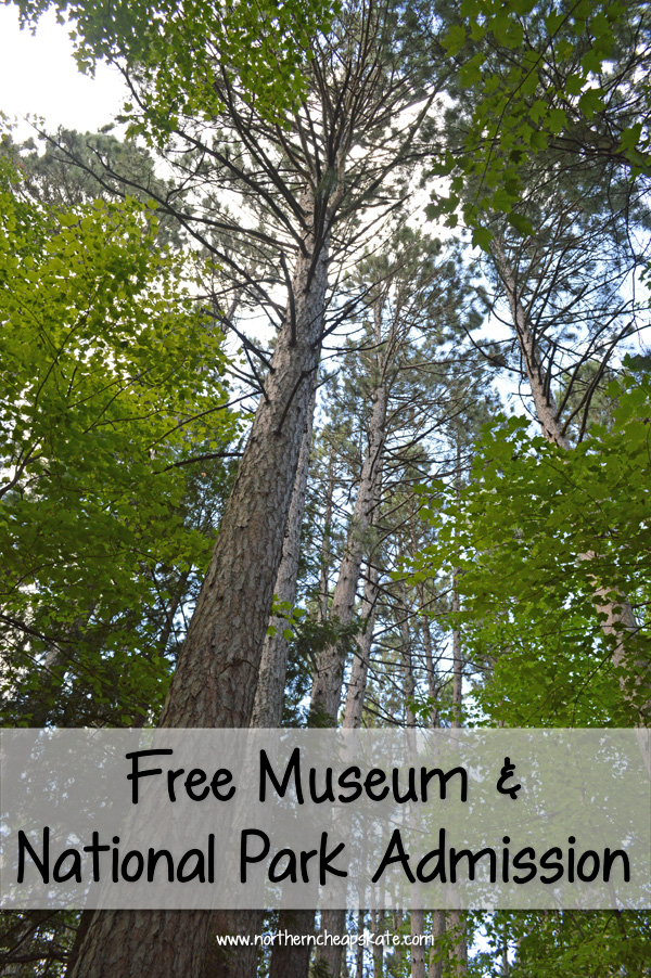 Free Museum and National Park Admission