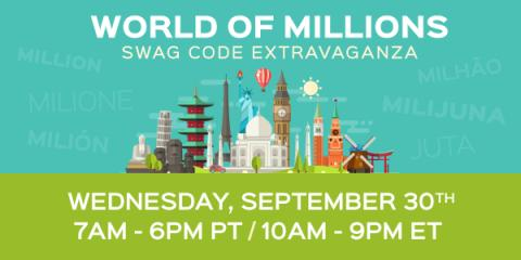 Earn Big With Swagbucks During $100 Million Day
