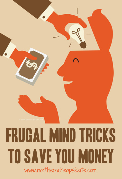 Frugal Mind Tricks To Save You Money