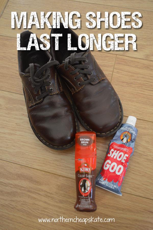 Making Shoes Last Longer