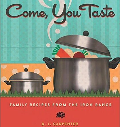 New Cookbook Blends History, Food and Frugality