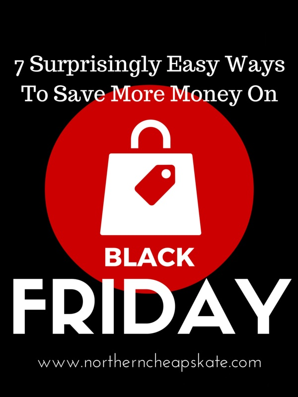 7 Surprisingly Easy Ways To Save More Money On Black Friday