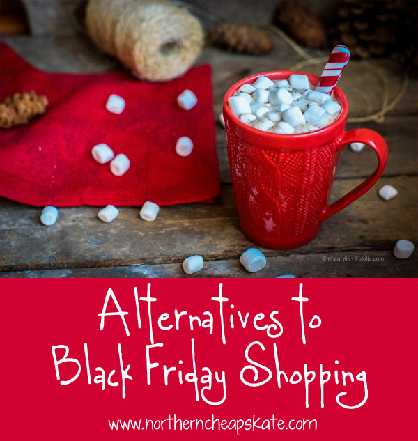 Alternatives to Black Friday Shopping