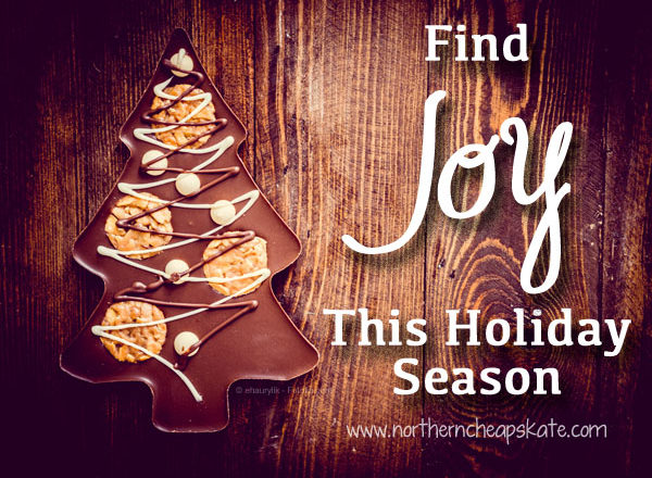Find Joy During the Holiday Season