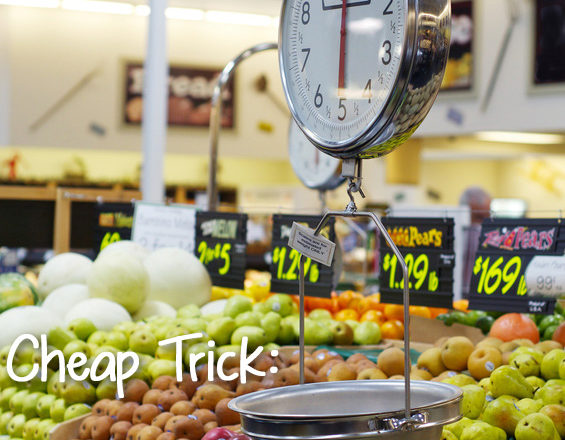 Cheap Trick: An Easy Way to Save on Fresh Produce