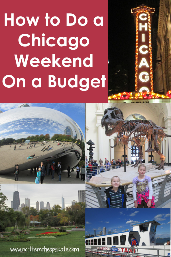 How to Do A Chicago Weekend On a Budget