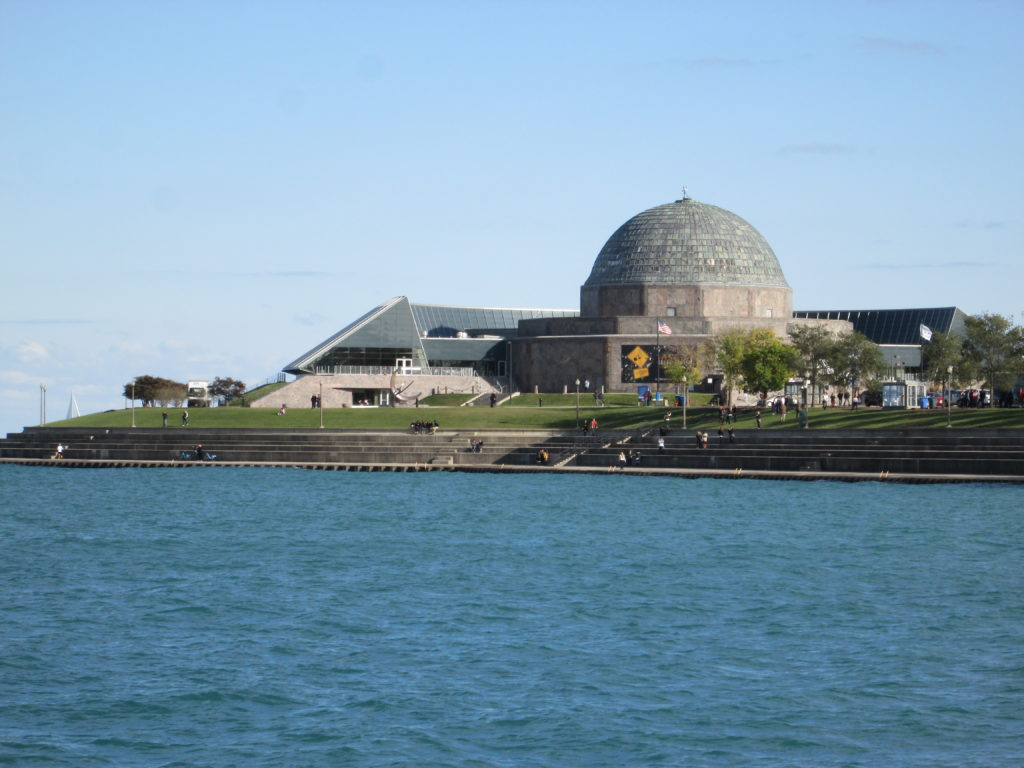 Chicago Weekend On a Budget: Adler Planetarium