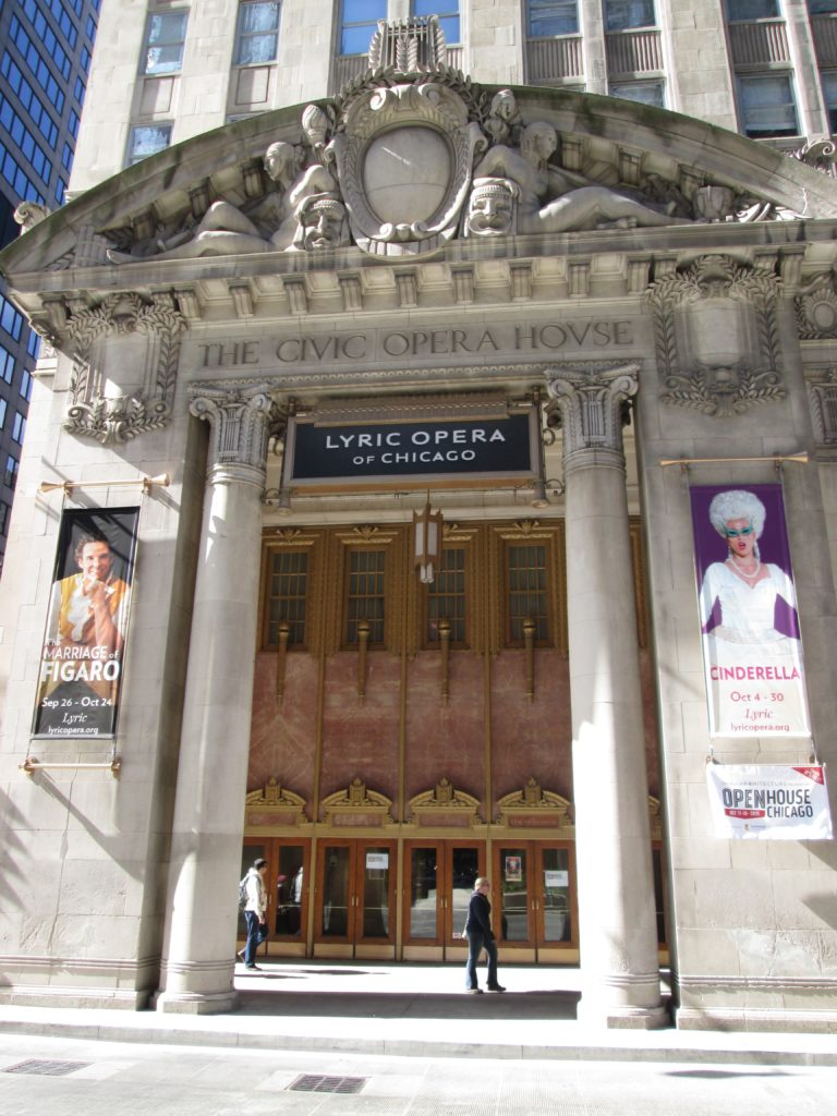 Chicago Weekend On a Budget: Lyric Opera