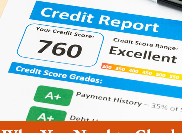 Why You Need to Check Your Credit Report