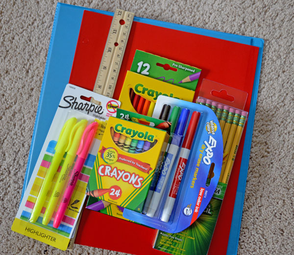 Five Frugal Things - Back to School Sales