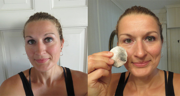 Using DIY Natural Eye Makeup Remover