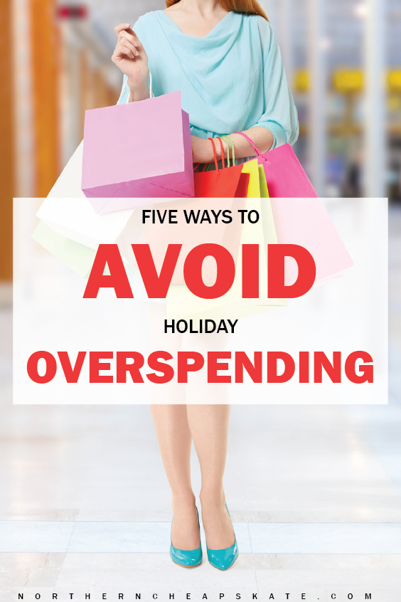 5 Ways to Avoid Holiday Overspending | Keep Your Christmas Budget | Tips for Money Management