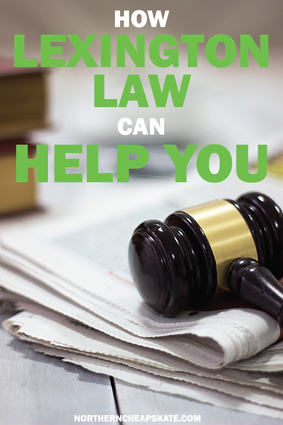 How Lexington Law Can Help You | Credit Repair | Legal Advice