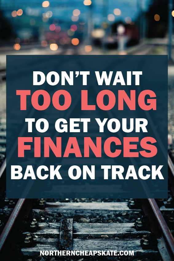 Don't Wait too Long to get your Finances on Track | Fix my Budget | Retirement Planning | Stress Free Money